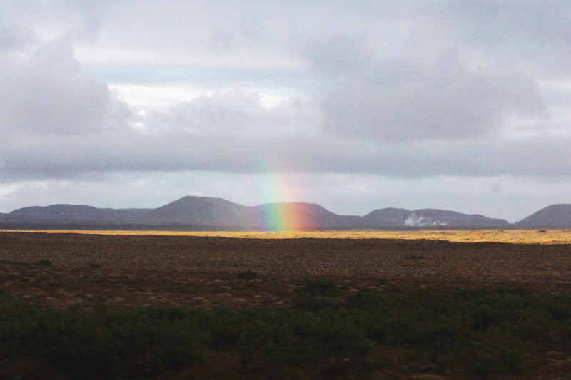 rainbow; iceland road; iceland; adventure; sofia podestà; agoraphobia; nature; sofia podestà; iceland; agoraphobia; sofiapodesta; agorafobia; podestasofia; sofia; podestà; sofia islanda; fotografie islanda; adventures