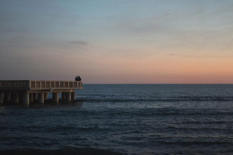 lungomare ostia ; lido; mare inverno; paesaggio; ostia fotografie; pontile ostia