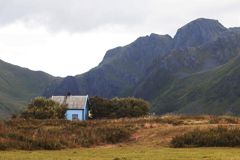 isole lofoten norvegia fotografia