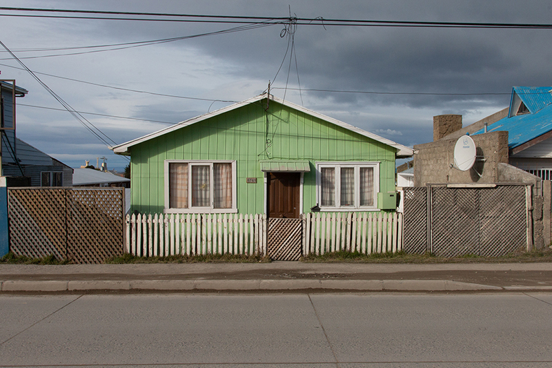 Study of a town on 53rd parallel south; punta arenas; Sofia Podestà;