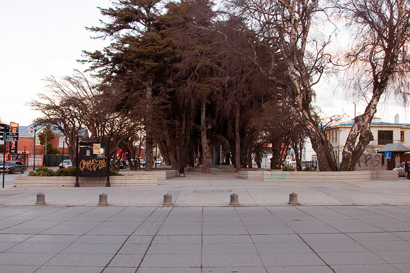 punta arenas; study of a town on 53rd parallel south patagonia