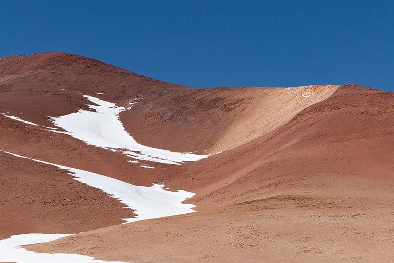 atacama desert; landscape photography; snow ; winter; san; ande; cordillera delle ande; sofia podestà photography