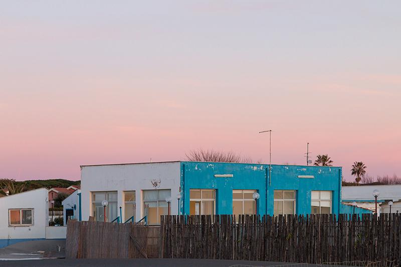 fregene; paesaggio; tramonto; mare roma; lazio; fuori stagione; fotografia; sofia podestà
